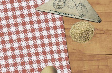 תבשיל דוחן וירקות