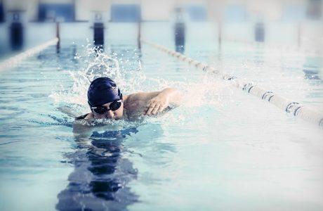 פעילות גופנית מתחת למים
